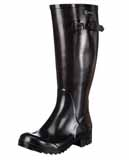 Aigle Black Wellies