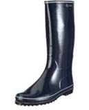 Aigle Blue wellingtons