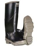 Bullseye Hunter Black wellies