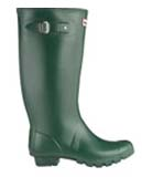 Huntress wellies green