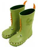 Crocodile wellies
