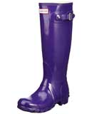 Purple Hunter Wellies