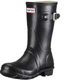 Black and white festival wellies - wellington boots