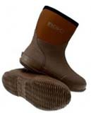 Stirling Chocolate Neoprene Wellies