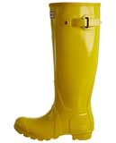 Yellow/Lemon Hunter Wellies